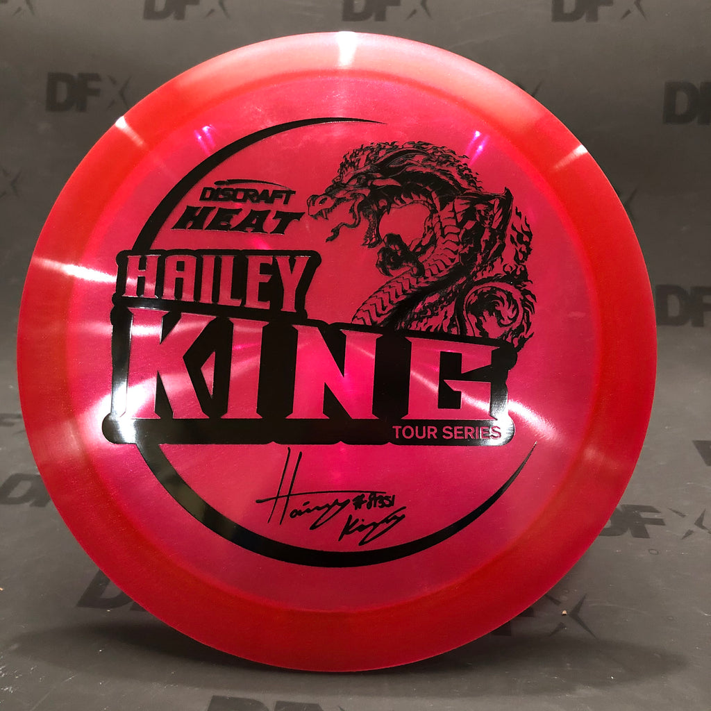 Discraft Z Metallic Heat (Hailey King Tour Series)
