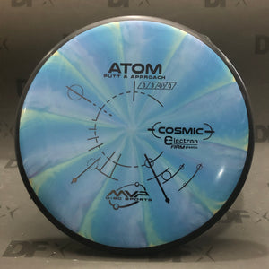 MVP Cosmic Electron FIRM Atom - Stock