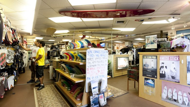 Hawaiian South Shore Surf Shop Hawaii Best Surfboards Hawaii