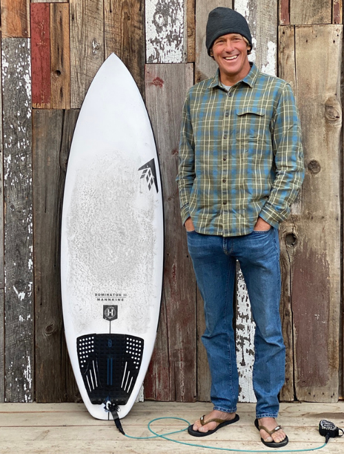 Dan mann Dominator II Surfboards in Hawaii