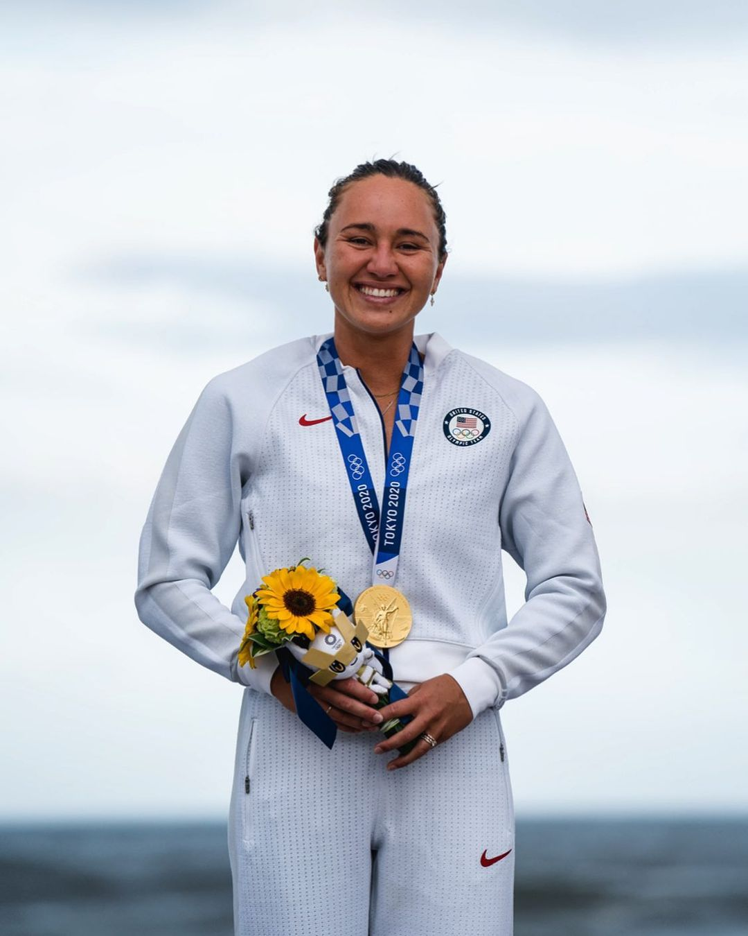 CARISSA MOORE FIRST OLYMPIC GOLD FOR SURFING AT TOKYO OLYMPICS 2020