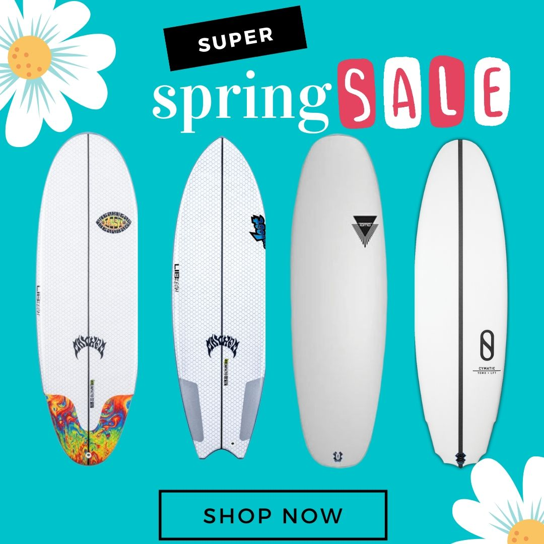 Hawaiian South Shore Super Spring Sale