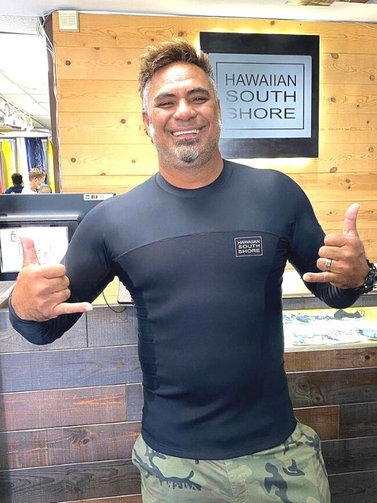 PROTECT YOUR SKIN FROM SUN DAMAGE WITH WET SUIT