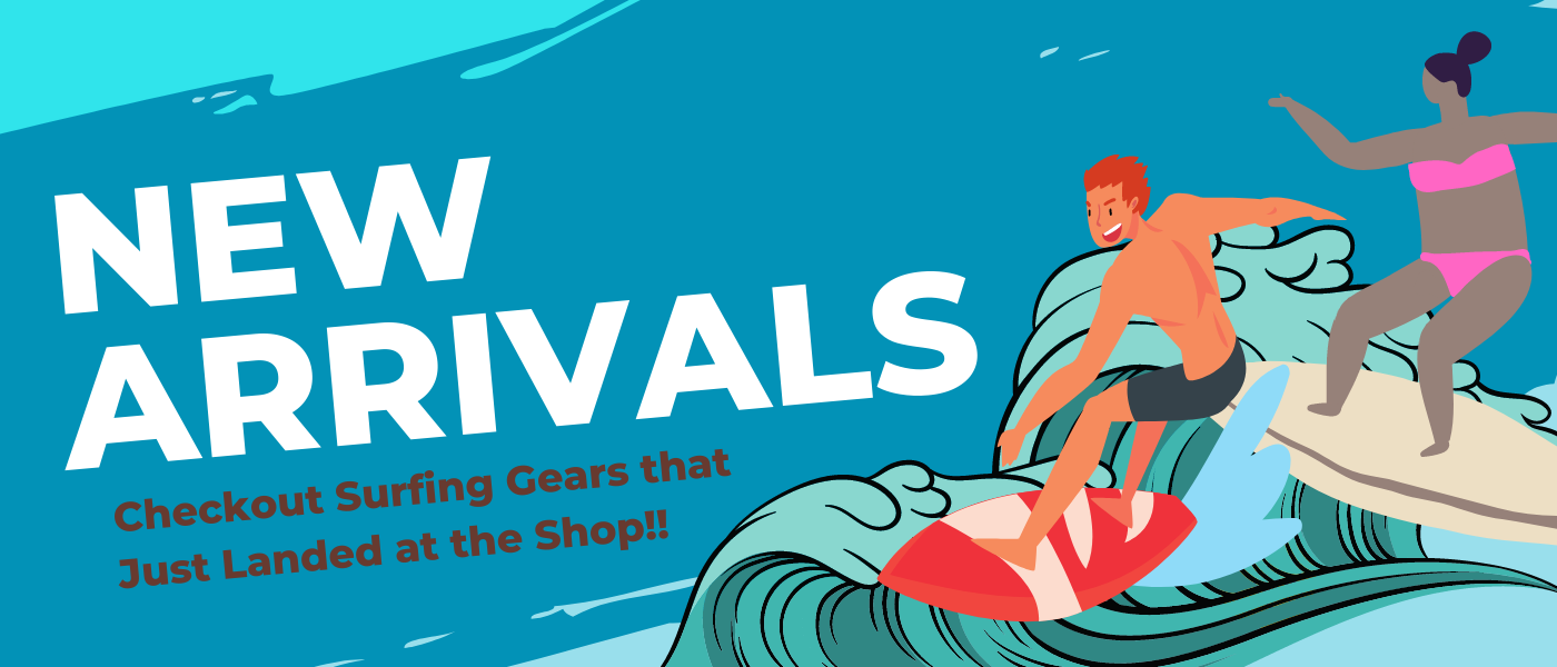 NEW ARRIVALS Surboard and Surfing Gear Hawaiian South Shore
