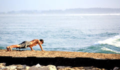 SURF BETTER WITH THIS 15-MINUTE FITNESS ROUTINE