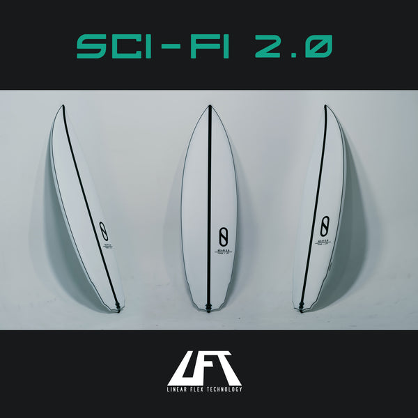 The NEW Sci-Fi 2.0 - Honolulu Hawaii Surf Boutique - Hawaiian South Shore