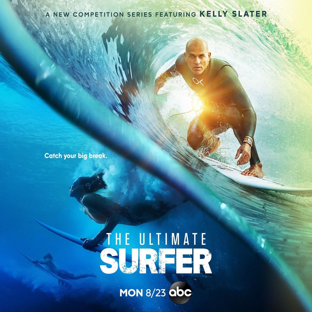The Ultimate Surfer—ABC's Newest Surf-Themed Reality TV Show