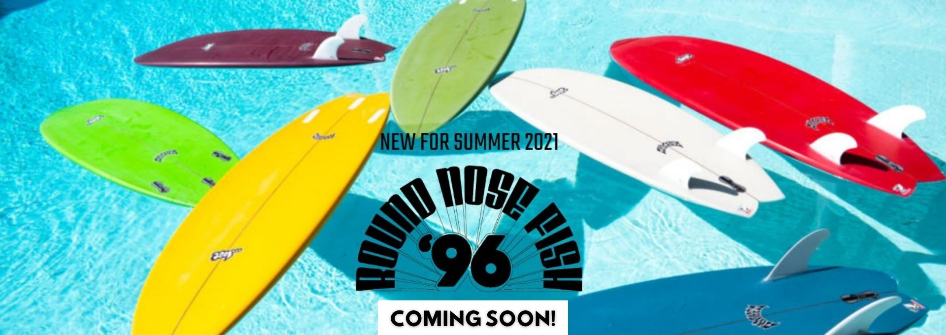LOST RNF 96 SURFBOARDS