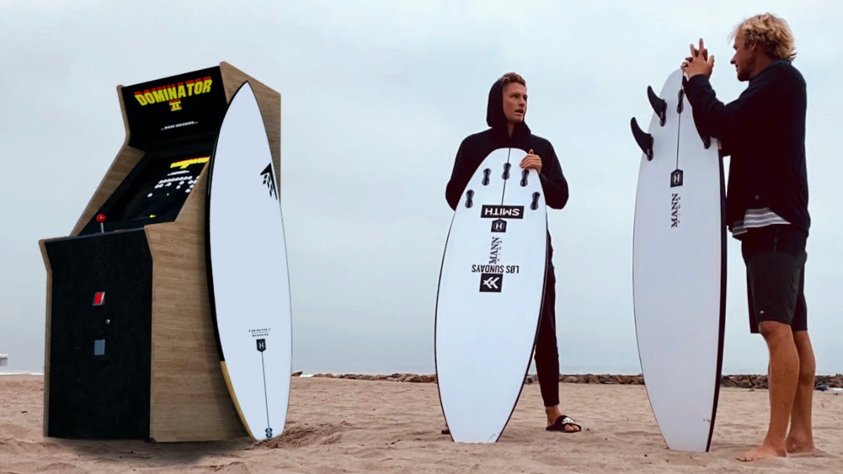 The DOMINATOR 2.0  Firewire New Surfboard