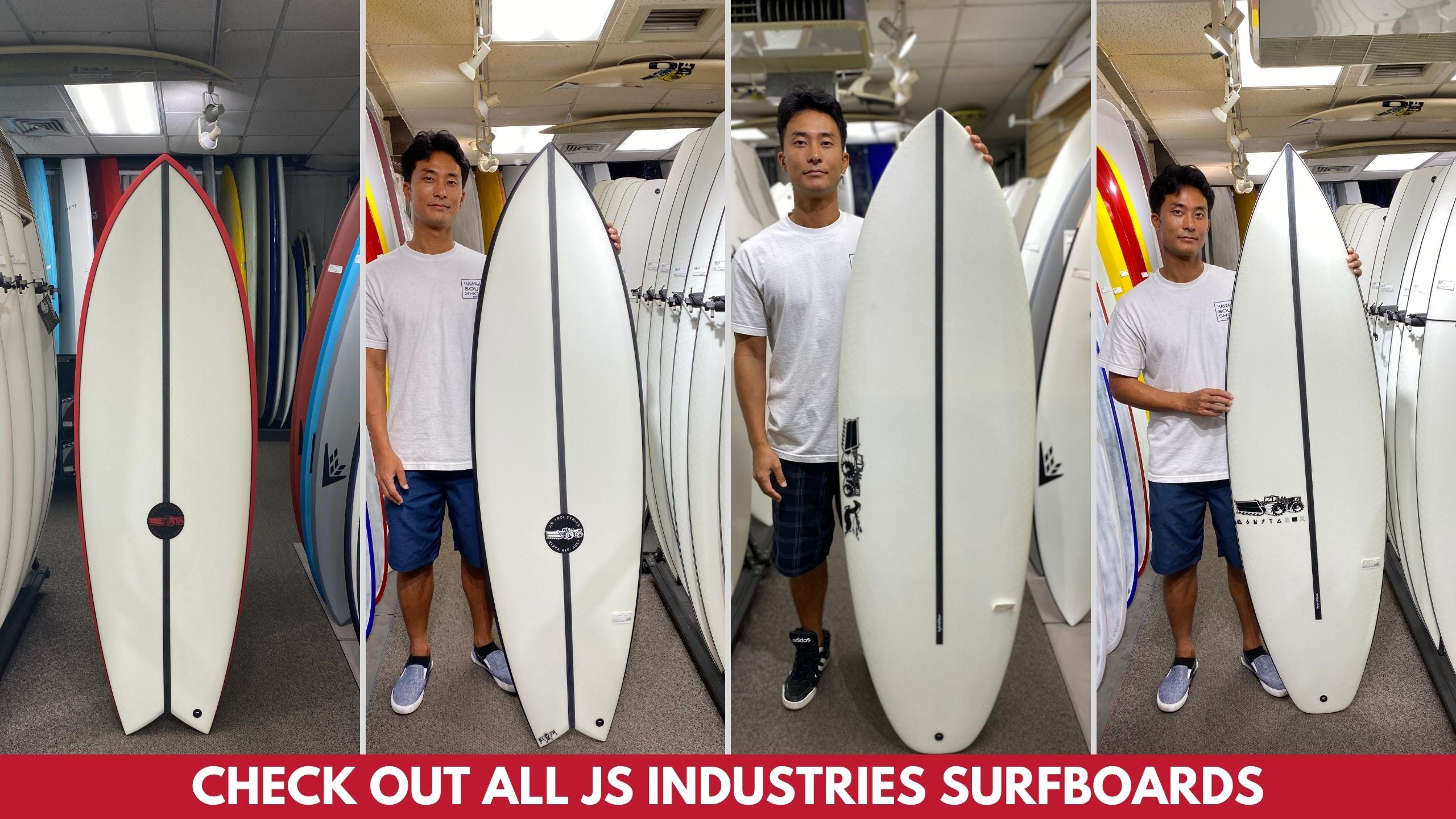 JS INDUSTRIES SURFBOARDS