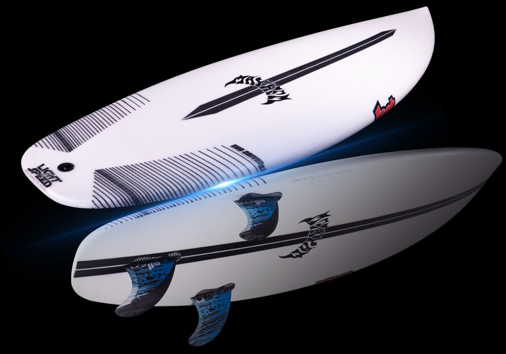 LIGHTSPEED SURFBOARD CONSTRUCTION