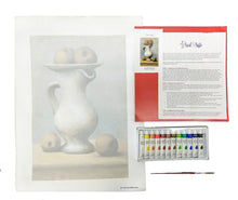 Load image into Gallery viewer, Paint Like Pablo Starter - Intermediate Canvas Kit