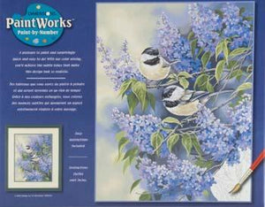 """ PaintWorks Paint-by-Number Kit"