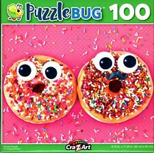 Funny Donuts, 100 Pieces Puzzle