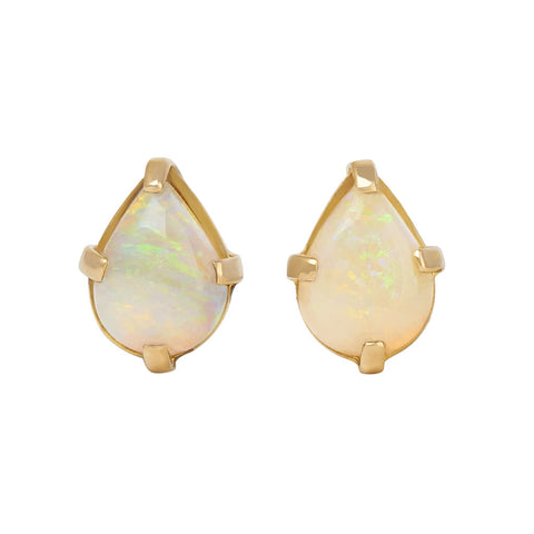 Genuine Opal Threadless Ends