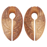 Mammoth Keyhole Ear Weights