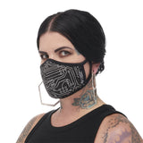 Cotton Cyborg Mask