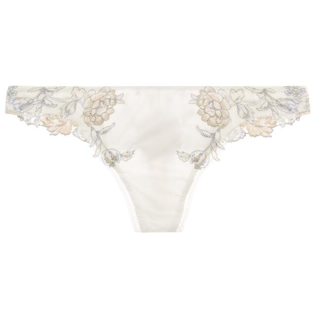 STRING - PEONY - OFF WHITE RIC.GOLD-S