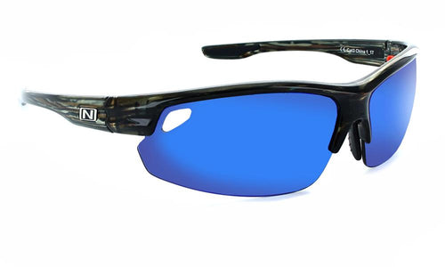 Desoto - Unisex Triple Lens Interchangable Sports Wrap Sunglasses