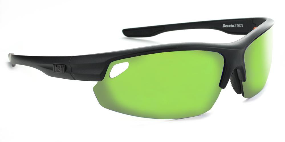 Desoto Plus - Mens Interchangable Lightweight Cycling Glasses