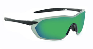 Fixie Dash - Rimless ultra-lightweight Sunglasses w hydrophobic coating