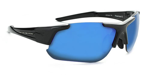 Flashdrive - Polarized Original Half Frame Cycle / Sports Sunglasses