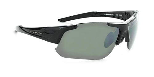 Flashdrive - Half-Frame Wrap Cycle & Sports Sunglasses