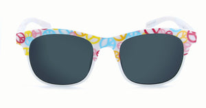 Kids Meercat - Peace Sign Polarized Sunglasses