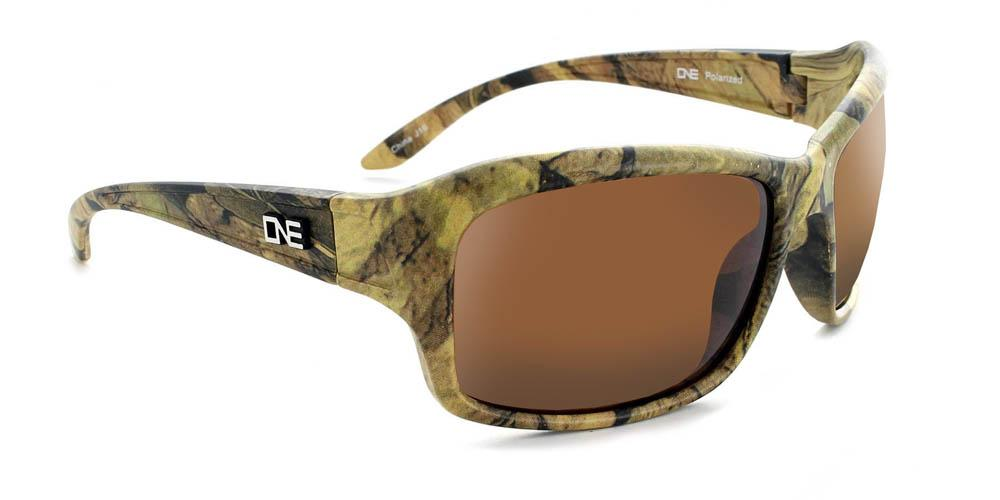 Sheba - Camo Print Polarized Tough Adventure Sunglasses