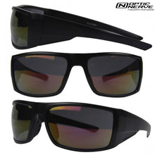 Load image into Gallery viewer, Pursuit - Ergonomic Wrap Frame with High Impact Smoke Lens Sunglasses