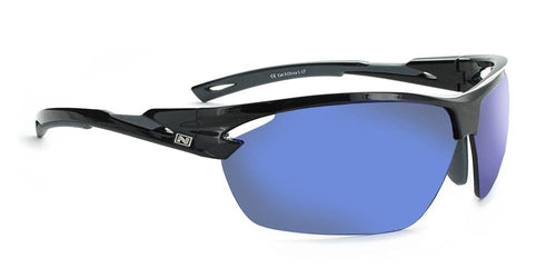 Tach - High Performance Interchangeable Vented Mens Sports Sunglasses
