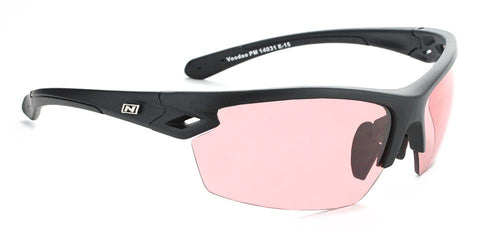Voodoo PM - Wrap Cycling Sunglasses with Photochromatic Lenses
