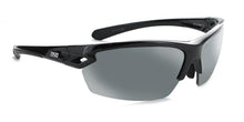 Load image into Gallery viewer, Voodoo - Golf - Silver / Copper Lens Interchangeable Wrap Sunglasses
