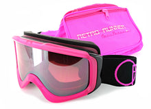 Load image into Gallery viewer, Galactic Flash Ski / Snow Goggles with 80s BumBag  Case