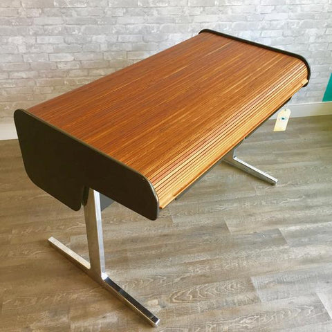 George Nelson Action Office Rolltop Desk from VHB collection