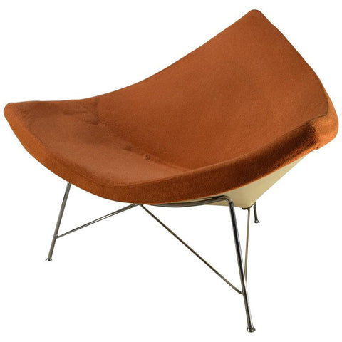 George Nelson Coconut Chair for Herman Miller, Image via 1stdibs