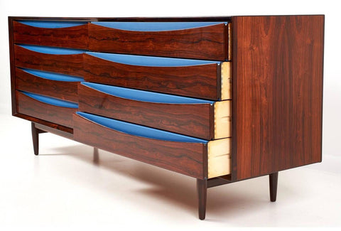 Rosewood Sideboard by Arne Vodder