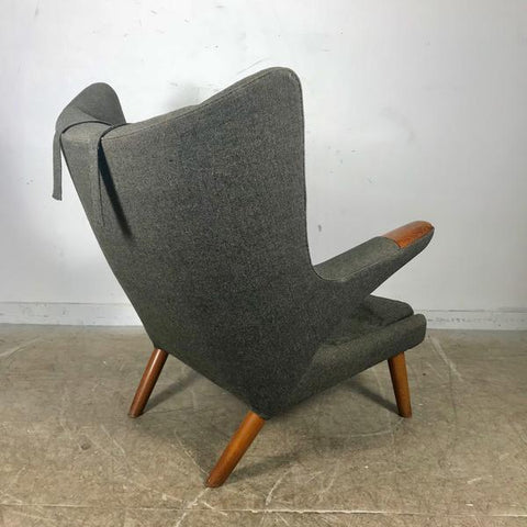 Hans Wegner AP 19 Papa Bear Chair from Vintage Home Boutique