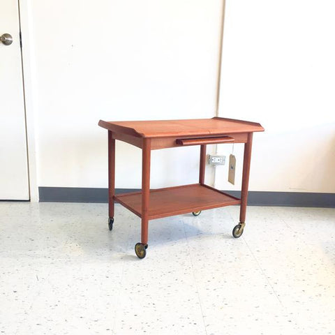 Dyrlund Bar Cart, Closed. From VHB Collection.