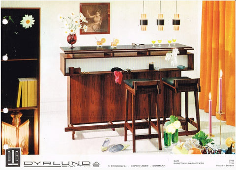 Dyrlund Dry Bar, Catalogue Image.
