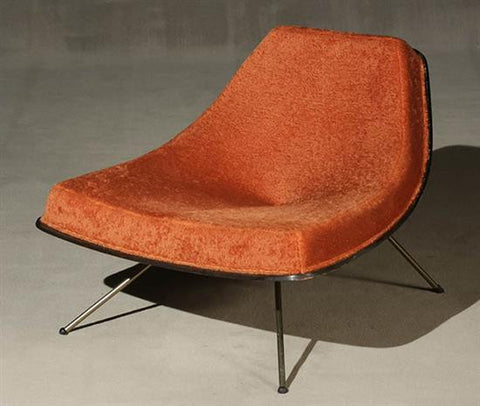 Winnipeg or Canadian Coconut Chair by James Donahue, via Galerie Cazeault