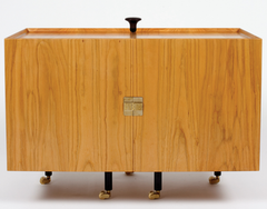 Glove Cabinet by Juhl--Closed