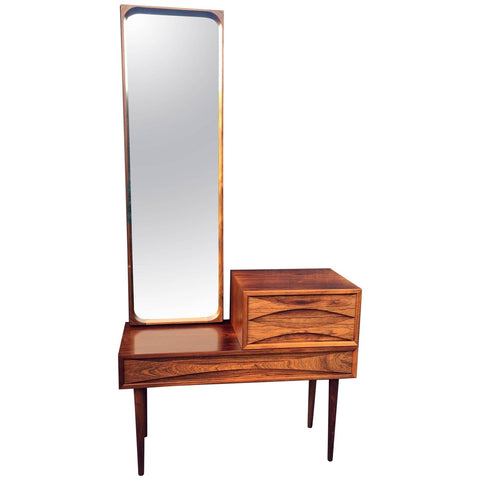 Hall Set with Mirror by Arne Vodder