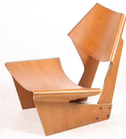 Grete Jalk GJ Chair via 1stdibs