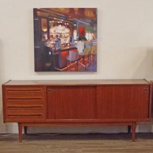 Johannes Andersen Sideboard for Dyrlund. Image from VHB Collection.