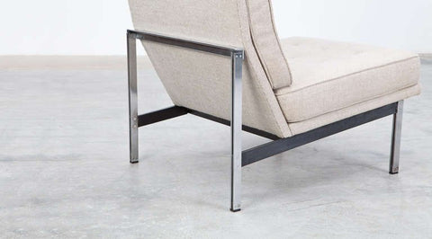 Florence Knoll Parallel Bar Chair