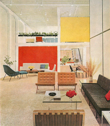 Florence Knoll San Francisco Showroom, 1954