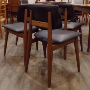 Jan Kuypers Dining Chairs for Imperial  Furniture. From VHB's Collection.