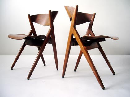 Jan Kuypers Nipigon Chair. Image from Canadian Design Resource.