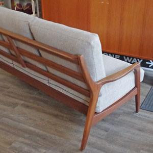 Jan Kuypers Teak Sofa For Imperial Furniture. Rear View. From VHBu0027s  Collection.